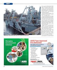 Maritime Reporter Magazine, page 62,  Nov 2012