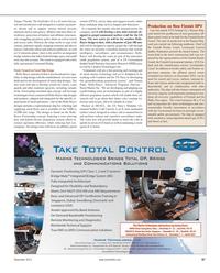 Maritime Reporter Magazine, page 67,  Nov 2012 Florida
