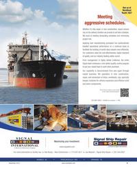 Maritime Reporter Magazine, page 5,  Nov 2012 Template