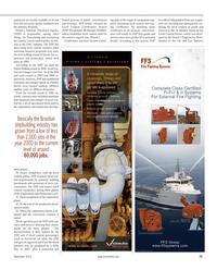 Maritime Reporter Magazine, page 75,  Nov 2012