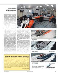 Maritime Reporter Magazine, page 79,  Nov 2012 Rio de Janeiro Indus-trial Federation