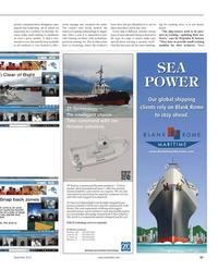Maritime Reporter Magazine, page 83,  Nov 2012 Brijendra K Saxena