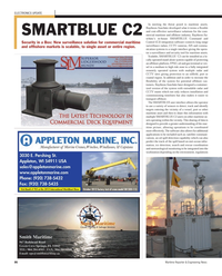 Maritime Reporter Magazine, page 86,  Nov 2012 surveillance solutions