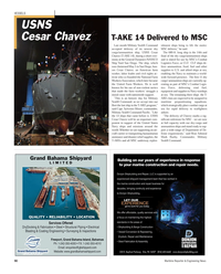 Maritime Reporter Magazine, page 90,  Nov 2012 Department of Defense