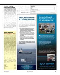 Maritime Reporter Magazine, page 91,  Nov 2012