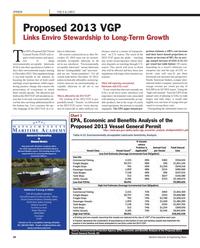 Maritime Reporter Magazine, page 94,  Nov 2012