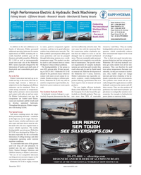Maritime Reporter Magazine, page 97,  Nov 2012 hydraulic systems