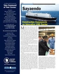 Maritime Reporter Magazine, page 8,  Jan 2013