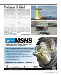 Maritime Reporter Magazine, page 11,  Jan 2013