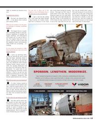 Maritime Reporter Magazine, page 13,  Jan 2013