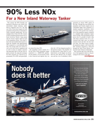 Maritime Reporter Magazine, page 21,  Jan 2013 on-board electricity