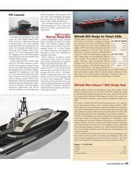 Maritime Reporter Magazine, page 49,  Jan 2013 South China