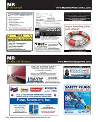 Maritime Reporter Magazine, page 54,  Jan 2013