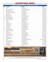 Maritime Reporter Magazine, page 56,  Jan 2013