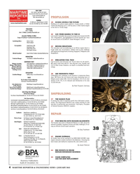 Maritime Reporter Magazine, page 4,  Jan 2013