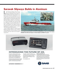 Maritime Reporter Magazine, page 17,  Feb 2013