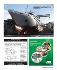 Maritime Reporter Magazine, page 29,  Feb 2013 Bridgepoint Group