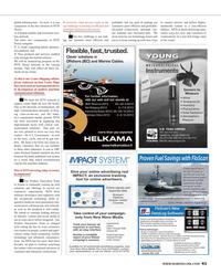 Maritime Reporter Magazine, page 41,  Feb 2013