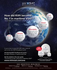 Maritime Reporter Magazine, page 5,  Feb 2013