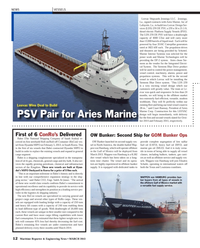Maritime Reporter Magazine, page 12,  Mar 2013 Texas