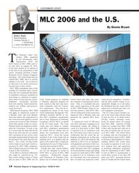 Maritime Reporter Magazine, page 14,  Mar 2013