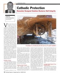 Maritime Reporter Magazine, page 16,  Mar 2013