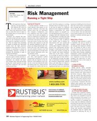 Maritime Reporter Magazine, page 18,  Mar 2013