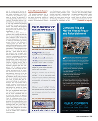 Maritime Reporter Magazine, page 21,  Mar 2013