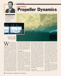 Maritime Reporter Magazine, page 22,  Mar 2013