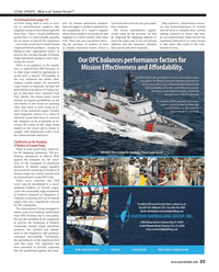 Maritime Reporter Magazine, page 23,  Mar 2013