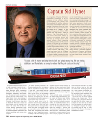 Maritime Reporter Magazine, page 26,  Mar 2013