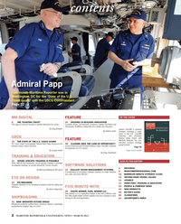 Maritime Reporter Magazine, page 2,  Mar 2013