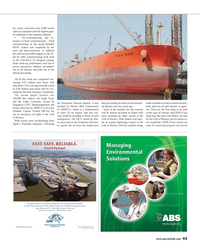 Maritime Reporter Magazine, page 43,  Mar 2013