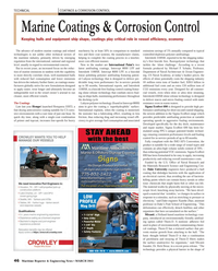 Maritime Reporter Magazine, page 46,  Mar 2013