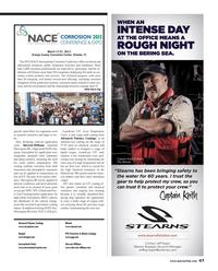 Maritime Reporter Magazine, page 47,  Mar 2013