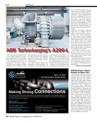 Maritime Reporter Magazine, page 56,  Mar 2013