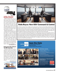 Maritime Reporter Magazine, page 57,  Mar 2013 New OSV Command