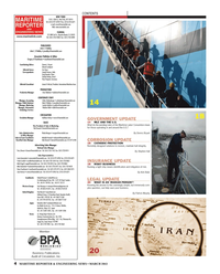 Maritime Reporter Magazine, page 4,  Mar 2013 MemberNEW YORK118 E. 25th St.