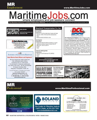 Maritime Reporter Magazine, page 60,  Mar 2013
