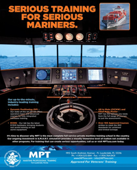 Maritime Reporter Magazine, page 3rd Cover,  Mar 2013