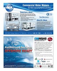 Maritime Reporter Magazine, page 11,  Apr 2013