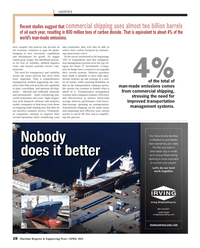 Maritime Reporter Magazine, page 28,  Apr 2013 ational systems
