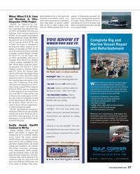 Maritime Reporter Magazine, page 37,  Apr 2013 Borkum