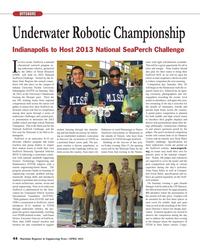 Maritime Reporter Magazine, page 44,  Apr 2013 Minnesota