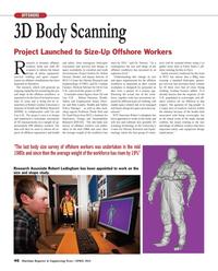 Maritime Reporter Magazine, page 46,  Apr 2013 Eyad Elyan
