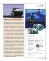 Maritime Reporter Magazine, page 47,  Apr 2013 Lee Jackson