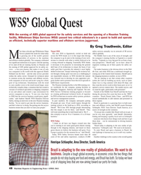 Maritime Reporter Magazine, page 48,  Apr 2013 WSS Service