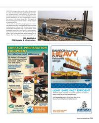 Maritime Reporter Magazine, page 51,  Apr 2013 Mumbai Port Trust