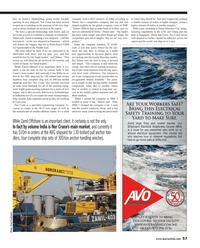 Maritime Reporter Magazine, page 57,  Apr 2013 Mubarak