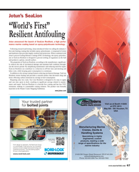 Maritime Reporter Magazine, page 67,  Apr 2013 Sea Lion Resilient